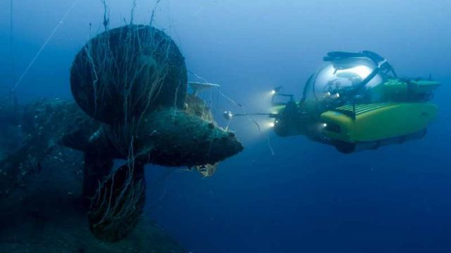 Triton 6600-2 Personal Submarine (8)