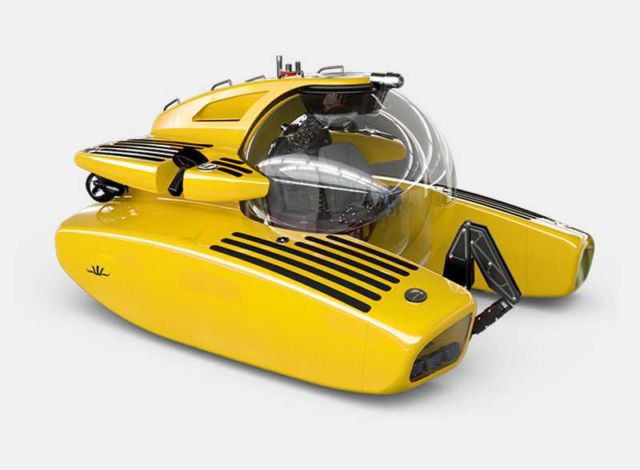 Triton 6600-2 Personal Submarine (7)
