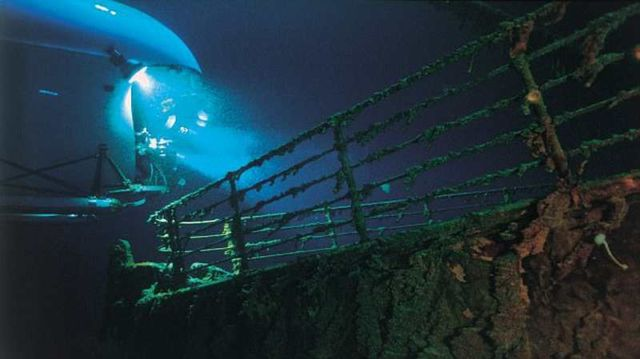 Two-mile-deep Tour of the Titanic