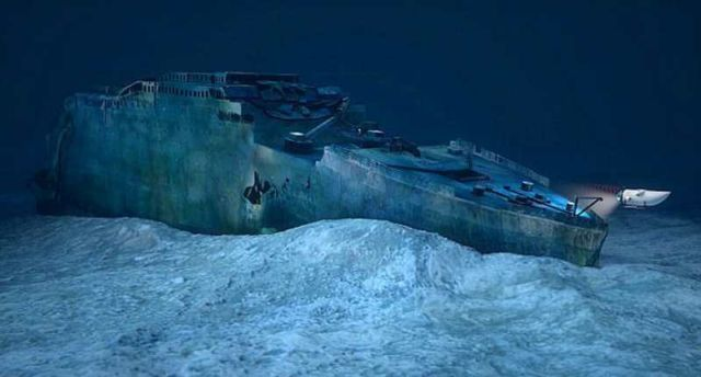 Two-mile-deep Tour of the Titanic (3)