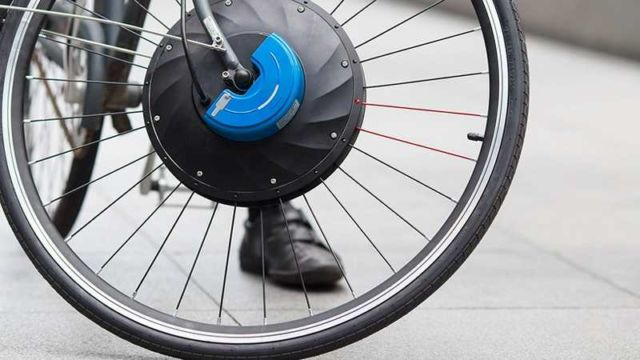 UrbanX - Convert Any Bike to an Electric one