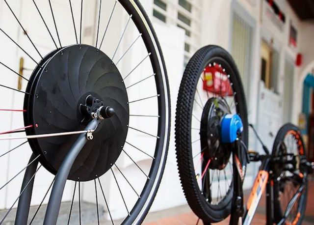 UrbanX - Convert Any Bike to an Electric one (5)