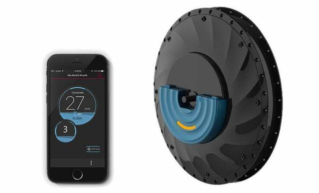 UrbanX - Convert Any Bike to an Electric one (4)