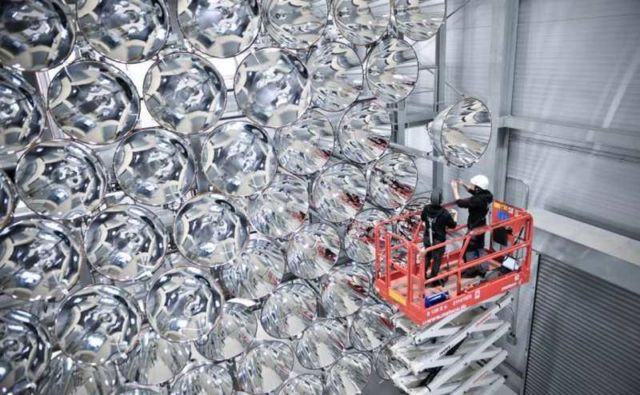 World's largest Artificial Sun (1)