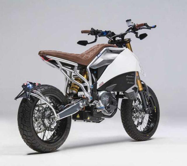 Aero E-Racer Motorcycle (5)