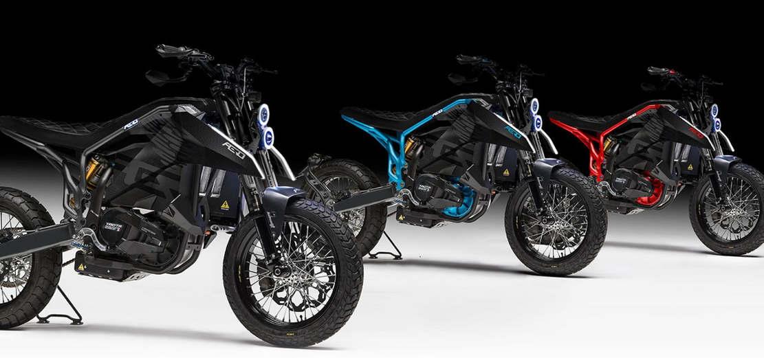 Aero E-Racer Motorcycle (1)
