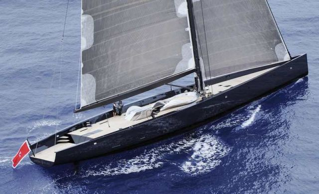 Angel's share Luxury Sailboat by Wally