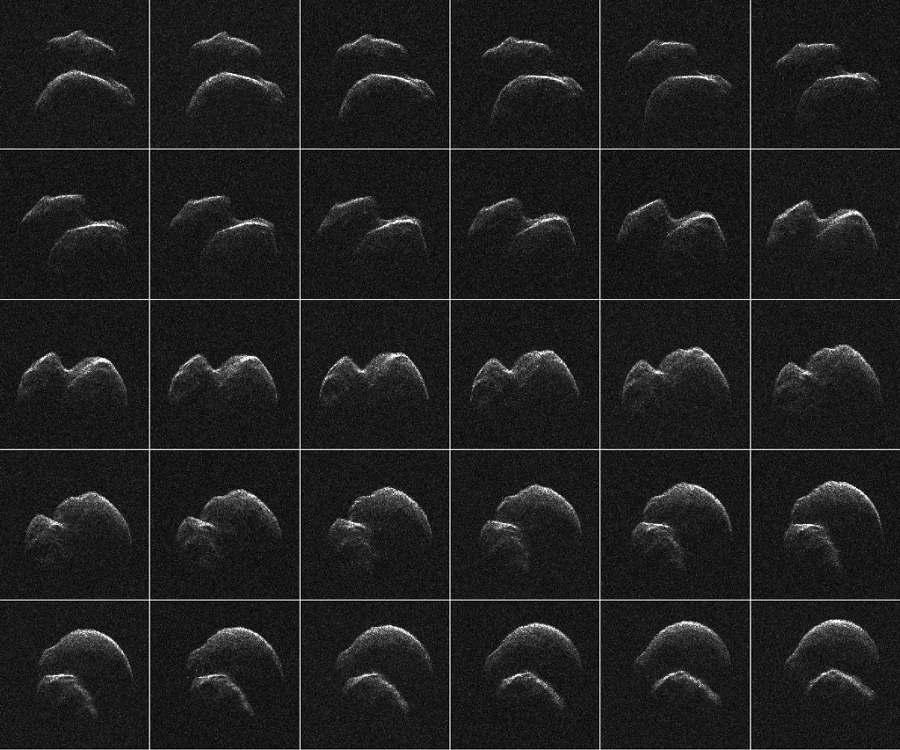 Asteroid 2014 JO25 Flyby