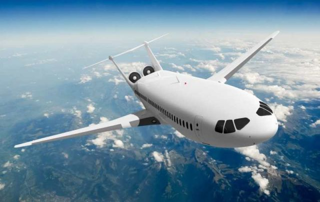 Aurora D8 - the Future of Airliners