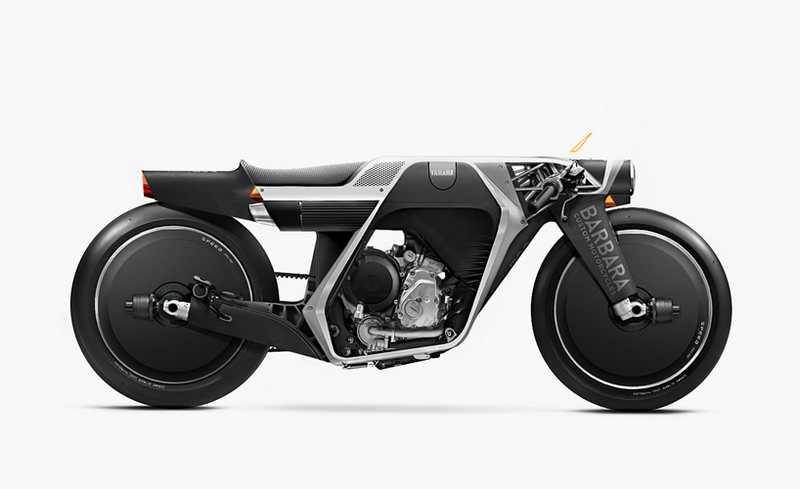 Barbara Motorcycle Concepts   wordlessTech