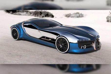 Bugatti Type 57 T concept (7)