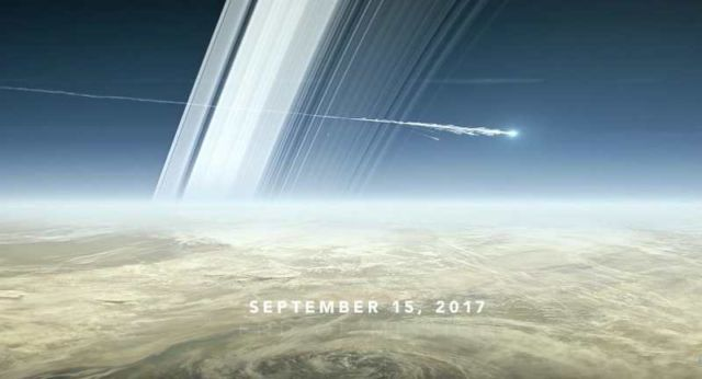 Cassini's Final Mission