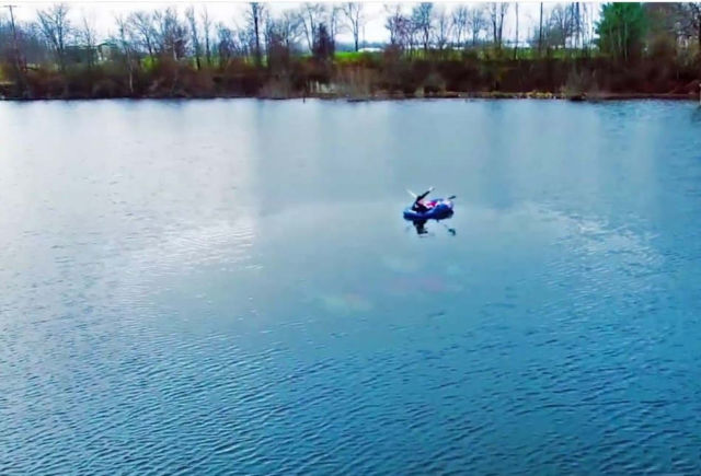 Crazy Lake Experiment
