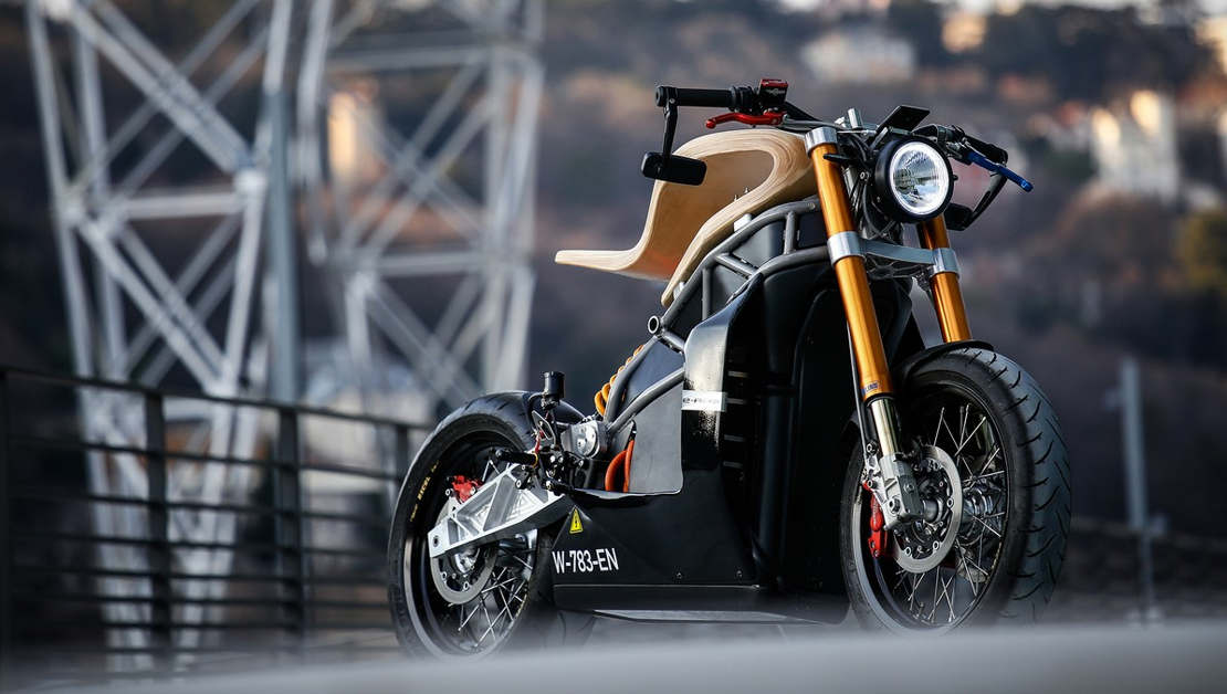Essence E-RAW Motorcycle (1)