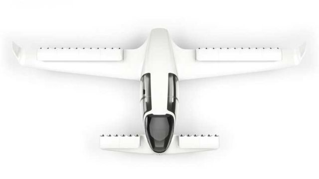 Lilium completed flight tests of electric jet (9)