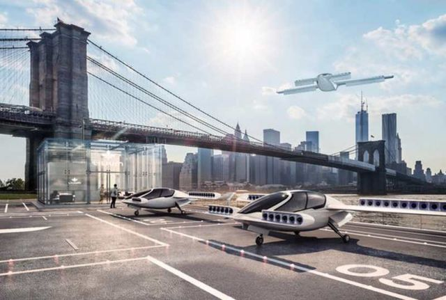 Lilium completed flight tests of electric jet (8)
