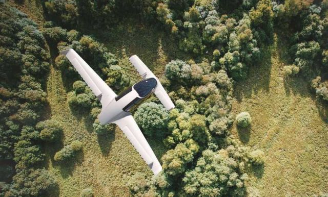 Lilium completed flight tests of electric jet (6)