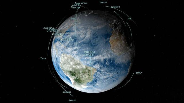 How NASA is keeping an Eye on Earth
