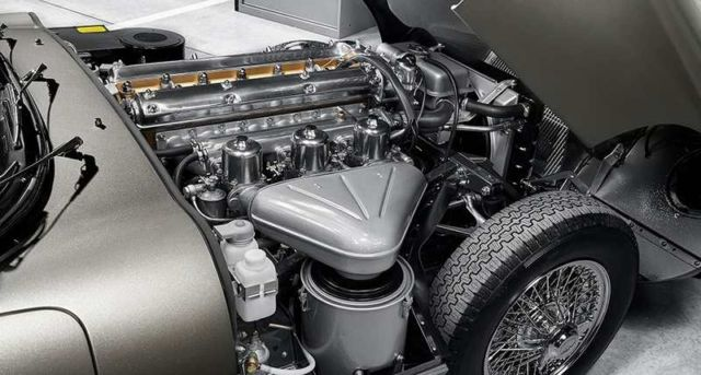 Jaguar E-Type Reborn (2)