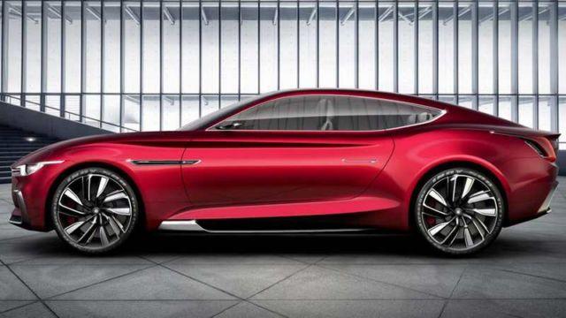 MG E-Motion EV sports car (5)