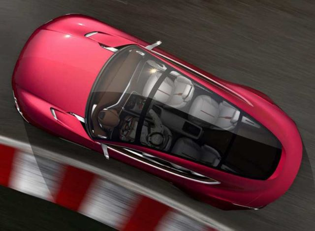 MG E-Motion EV sports car (4)