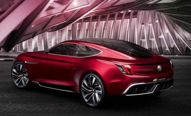 MG E-Motion EV sports car (3)