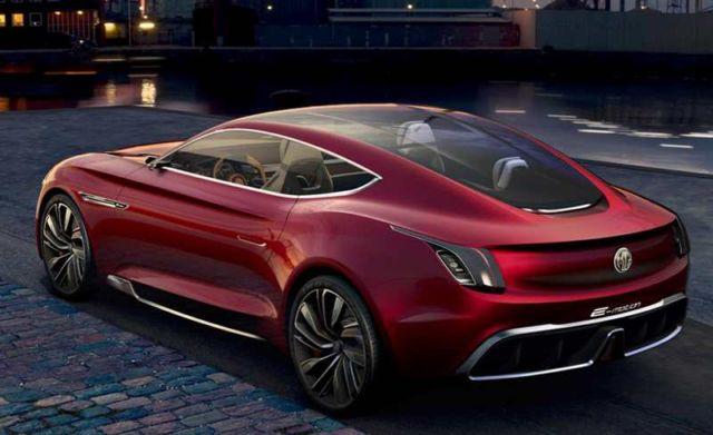 MG E-Motion EV sports car (2)