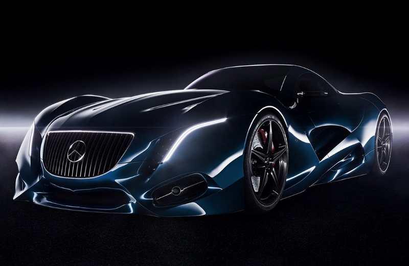Mercedes I. concept (10)