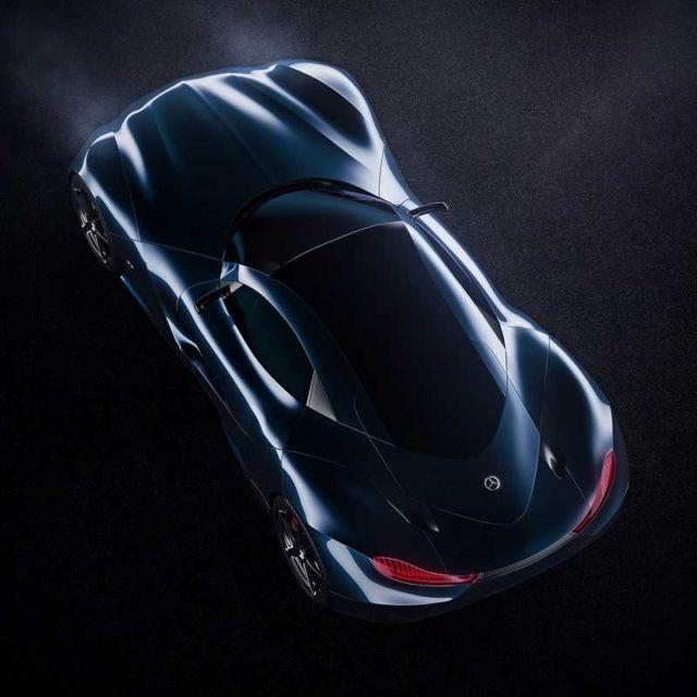 Mercedes I. concept (8)
