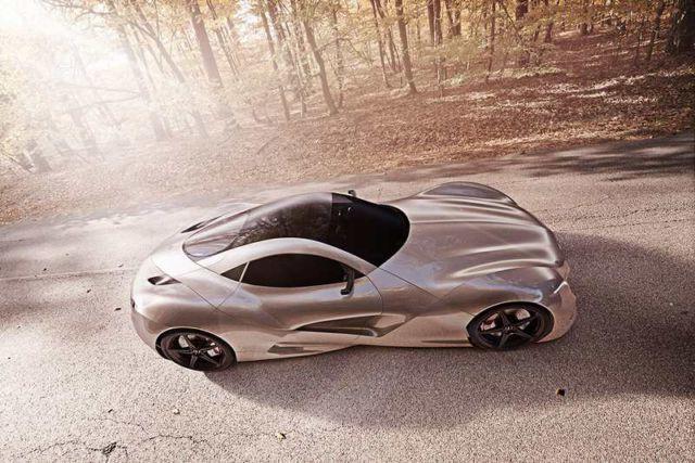 Mercedes I. concept (6)