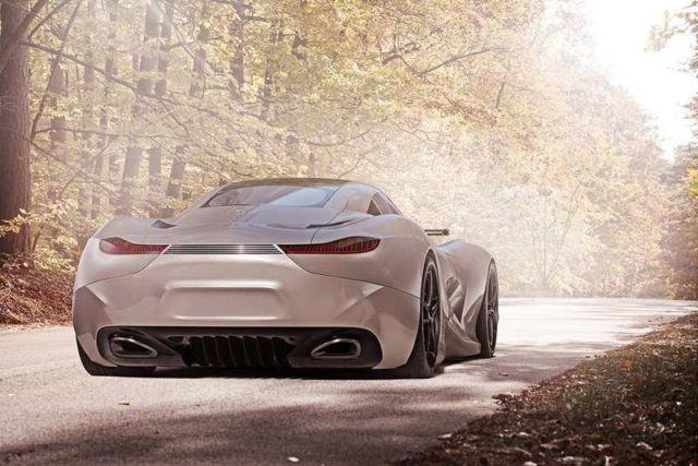 Mercedes I. concept (5)