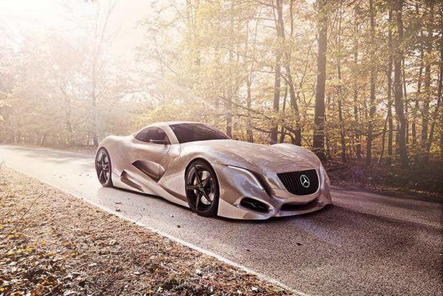 Mercedes I. concept (4)
