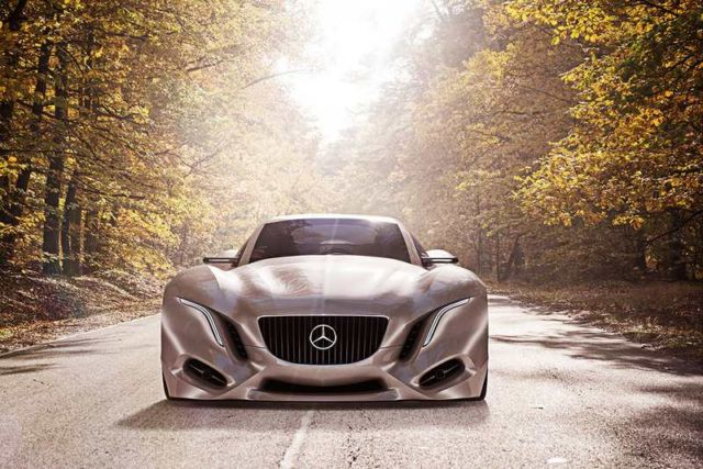 Mercedes I. concept (3)