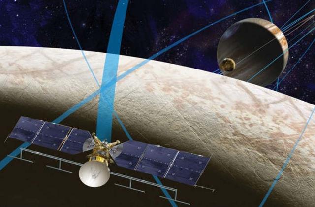 NASA's upcoming Space Missions