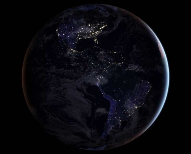 New views of Earth at Night