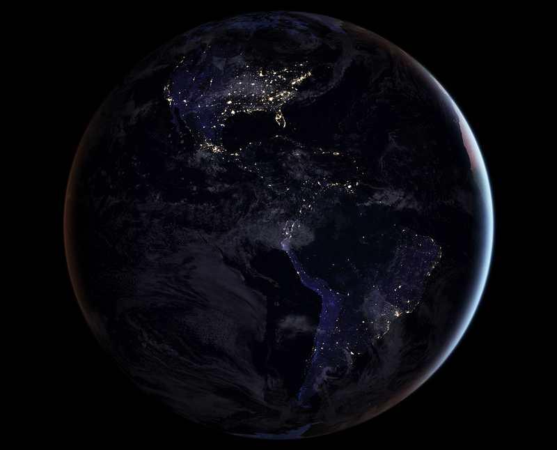 New views of Earth at Night