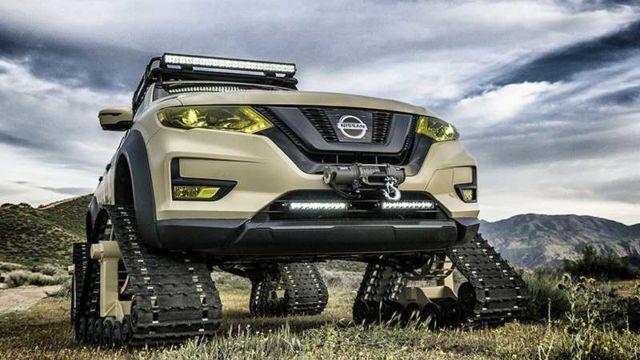 Nissan Rogue Trail Warrior (7)
