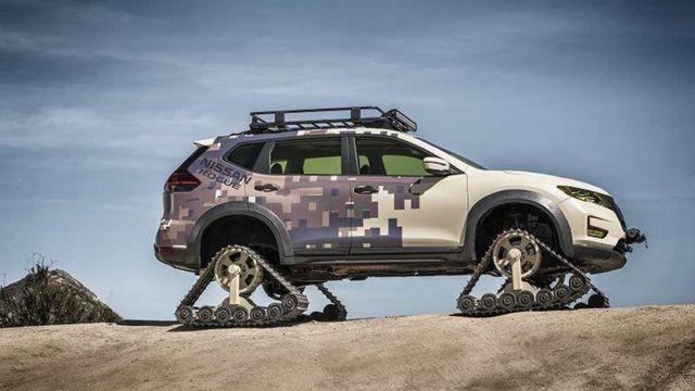 Nissan Rogue Trail Warrior (5)