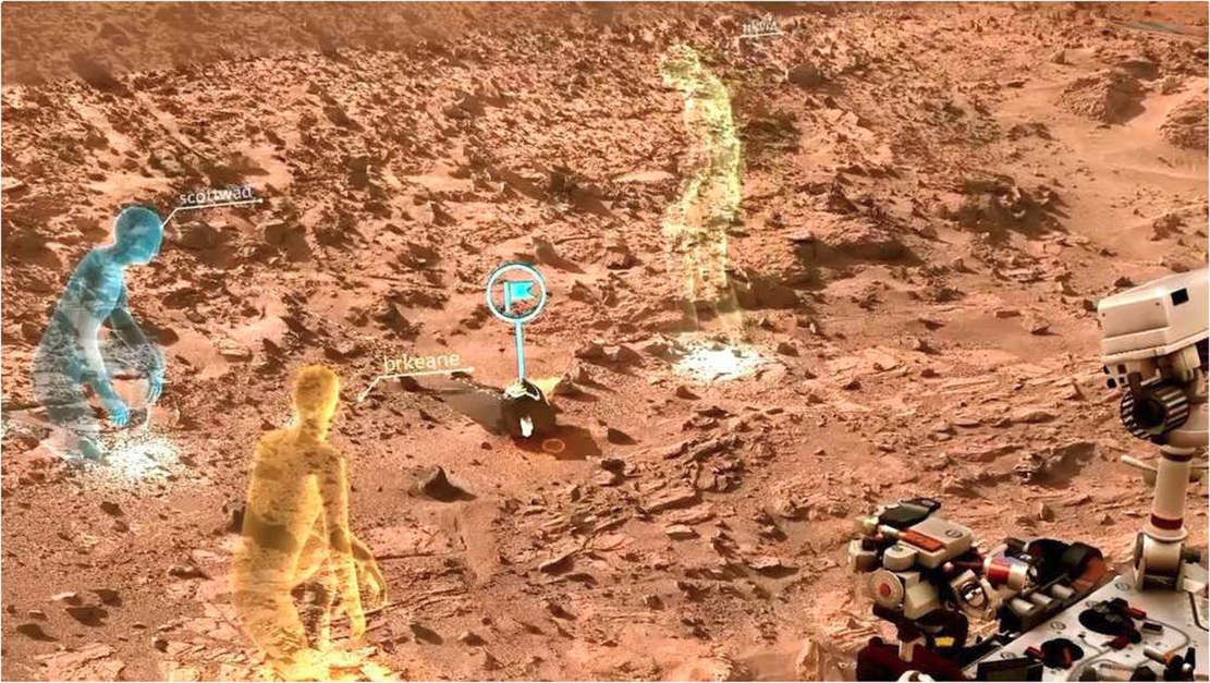 Orbiting Mars Base Camp (1)