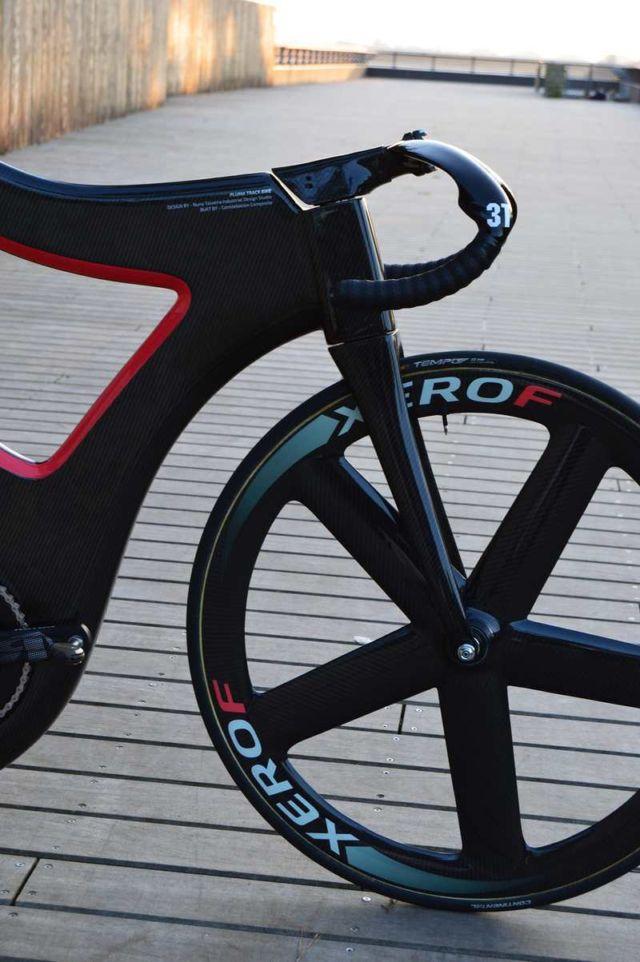 Pluma Track Bike Prototype (1)