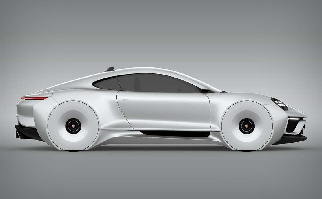 Porsche 911E concept (1)