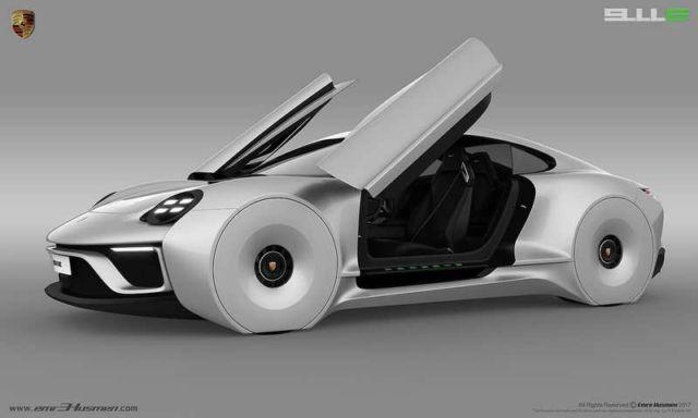 Porsche 911E concept (11)