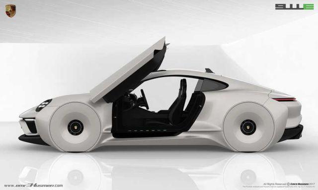 Porsche 911E concept (10)