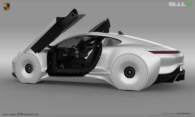 Porsche 911E concept (9)
