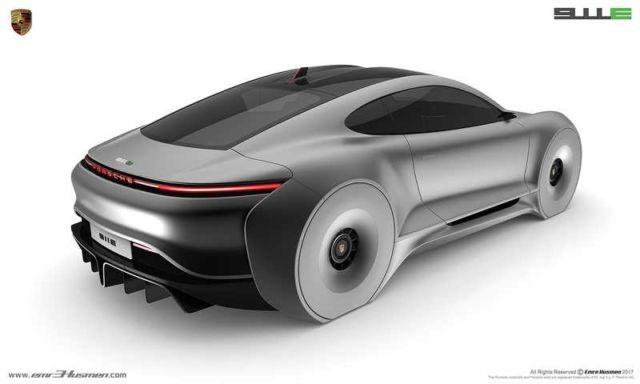 Porsche 911E concept (8)