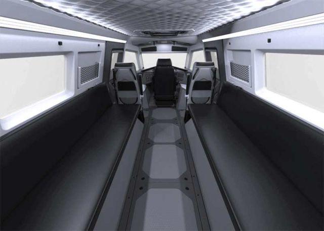 Shaman All Terrain Vehicle (4)