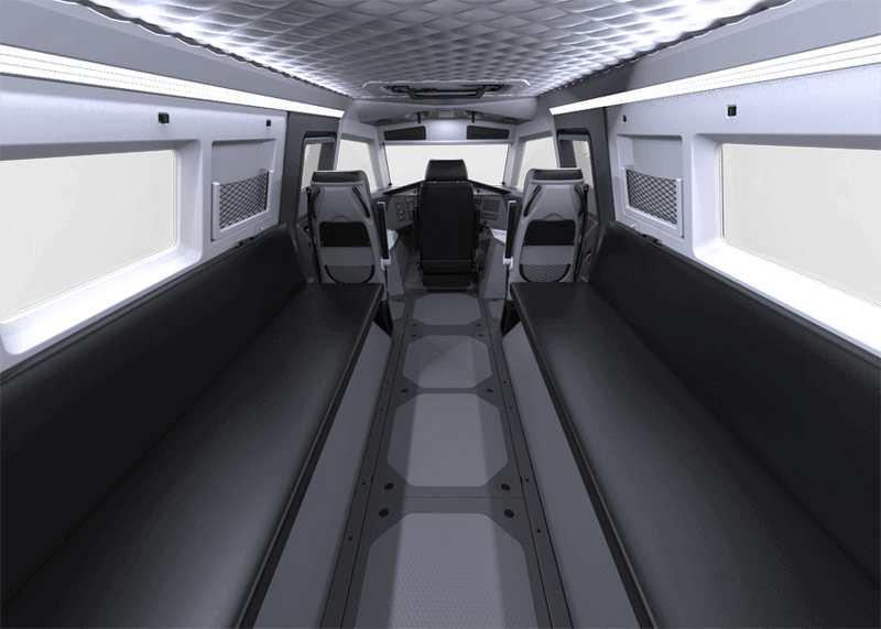 Shaman All Terrain Vehicle | wordlessTech