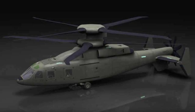 Sikorsky - Boeing Future Vertical Lift