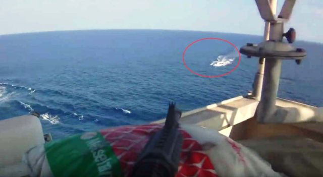 Somali Pirates VS Ship's Security Guards