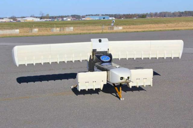 Subscale X-Plane Successfully Flies (3)